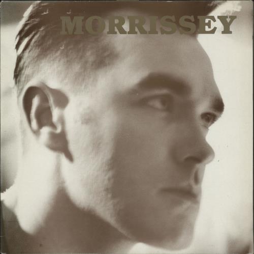 "Morrissey Interesting Drug - Etched - EX 12"" vinyl single (12 inch record / Maxi-single) UK MOR12IN765436"