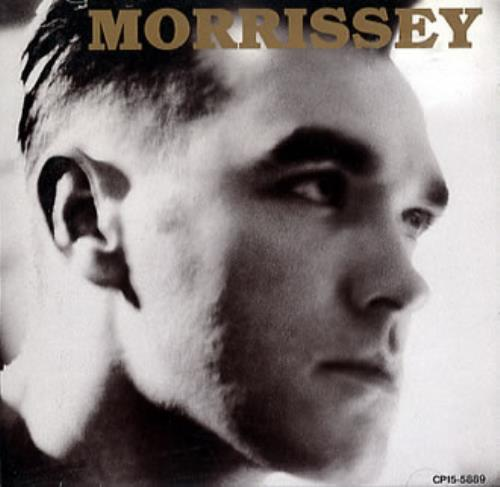 "Morrissey Interesting Drug CD single (CD5 / 5"") Japanese MORC5IN108333"