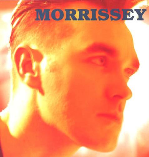"""Morrissey Interesting Drug 12"""" vinyl single (12 inch record / Maxi-single) UK MOR12IN123485"""