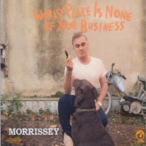 Morrissey Kiss Me A Lot CD-R acetate UK MORCRKI734818
