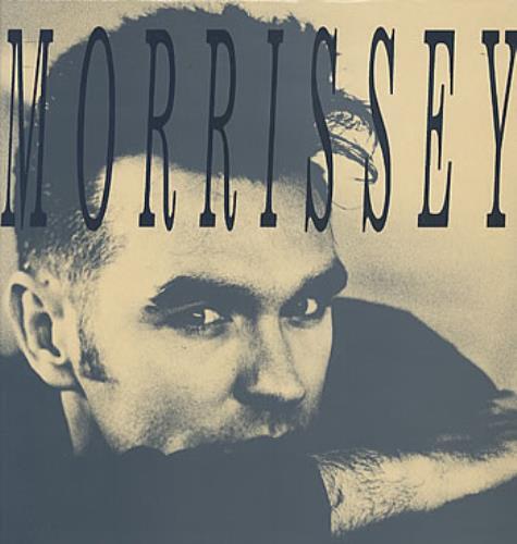 "Morrissey Piccadilly Palare 12"" vinyl single (12 inch record / Maxi-single) UK MOR12PI105294"