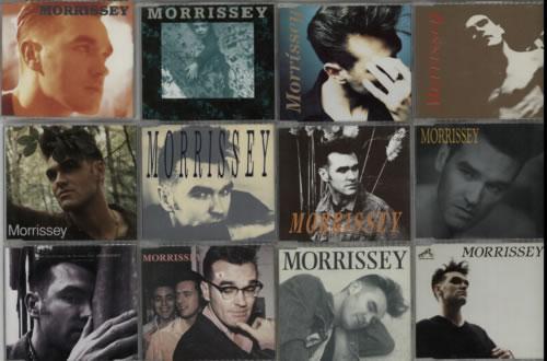 "Morrissey Quantity Of CD Singles CD single (CD5 / 5"") UK MORC5QU102937"