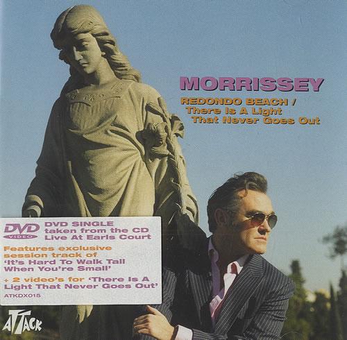 Morrissey Redondo Beach DVD Single UK MORDSRE490363