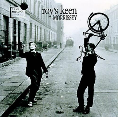 "Morrissey Roy's Keen 7"" vinyl single (7 inch record) UK MOR07RO95582"