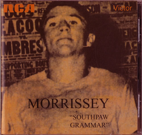 Morrissey Southpaw Grammar CD album (CDLP) UK MORCDSO579518