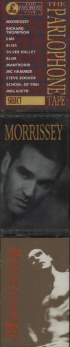 Morrissey Suedehead + Ouija Board, Ouija Board cassette album UK MORCLSU670779