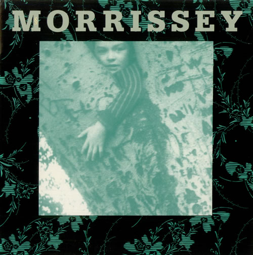 """Morrissey The Last Of The Famous International Playboys 7"""" vinyl single (7 inch record) UK MOR07TH56512"""