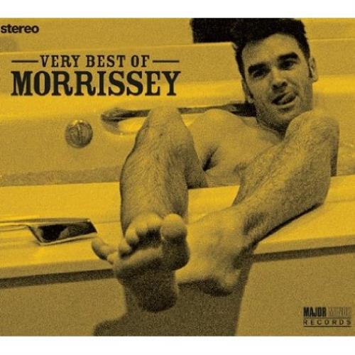 Morrissey The Very Best Of 2-disc CD/DVD set UK MOR2DTH534671
