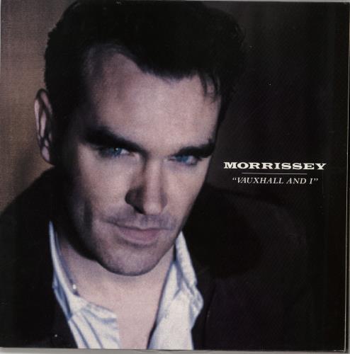 Morrissey Vauxhall And I vinyl LP album (LP record) UK MORLPVA254749