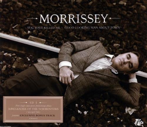 Morrissey You Have Killed Me 2-CD single set (Double CD single) UK MOR2SYO353389