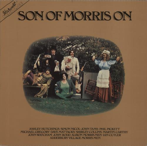 Morris On Son Of Morris On vinyl LP album (LP record) UK RROLPSO534987