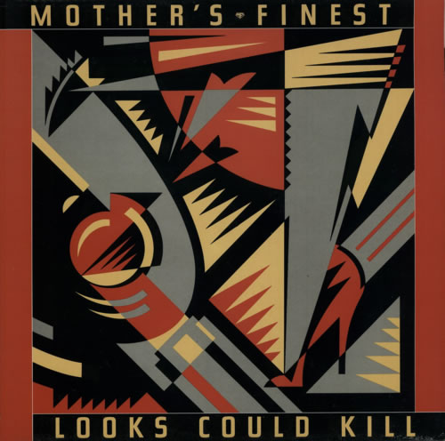 Mother's Finest Looks Could Kill vinyl LP album (LP record) UK MFILPLO589287
