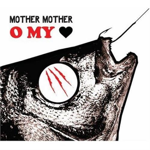 Mother Mother O My Heart UK CD album (CDLP) (508982)