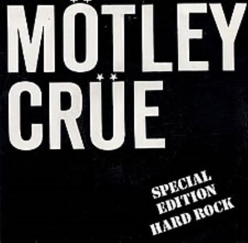 "Motley Crue Girls Girls Girls 7"" vinyl single (7 inch record) French CRU07GI12453"