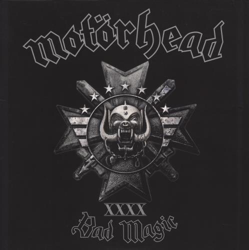 Motorhead Bad Magic vinyl LP album (LP record) German MOTLPBA775499