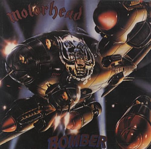 Motorhead Bomber CD album (CDLP) UK MOTCDBO320164