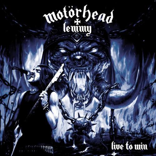 Motorhead Live To Win - Red Vinyl - Sealed vinyl LP album (LP record) US MOTLPLI767497