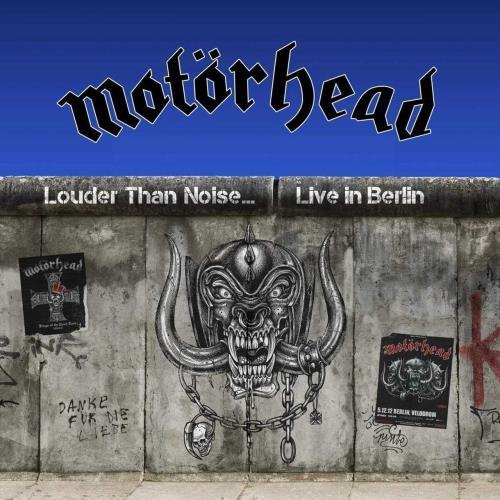 Motorhead Louder Than Noise… Live in Berlin 2-LP vinyl record set (Double Album) UK MOT2LLO767967