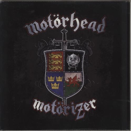 Motorhead Motorizer - Sealed vinyl LP album (LP record) German MOTLPMO766692