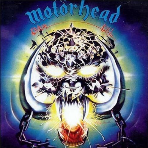 Motorhead Overkill CD album (CDLP) UK MOTCDOV379394