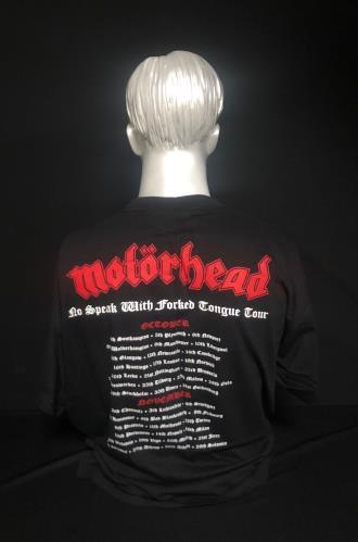 Motorhead Snake Bite Love - Short sleeve t-shirt UK MOTTSSN729292