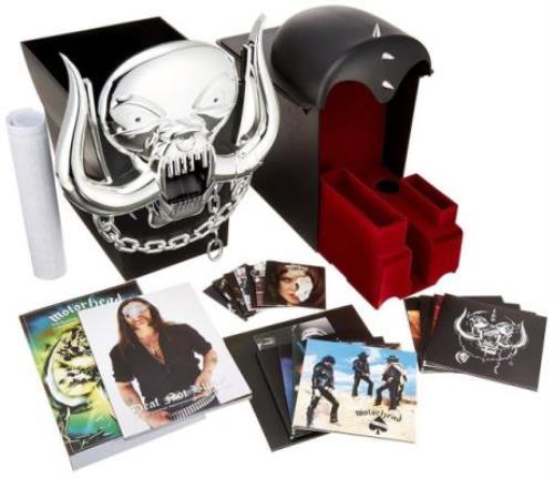 Motorhead The Complete Early Years Box + Box CD Album Box Set UK MOTDXTH574057