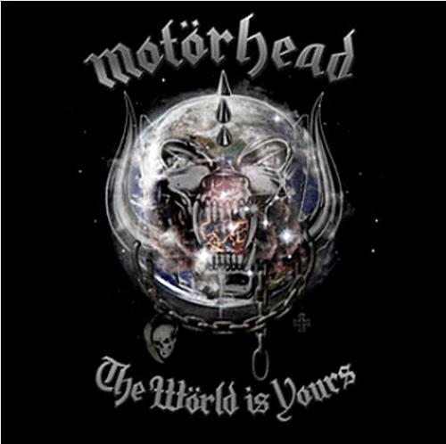 Motorhead The World Is Yours CD album (CDLP) UK MOTCDTH522220