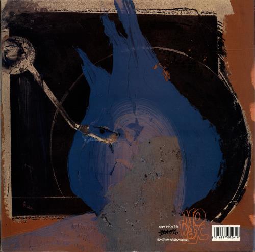 Mo Wax Headz (A Soundtrack Of Experimental Beathead Jams.) 3-LP vinyl record set (Triple Album) UK O453LHE698057