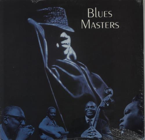 Muddy Waters Blues Masters laserdisc / lazerdisc US MDWLZBL669613