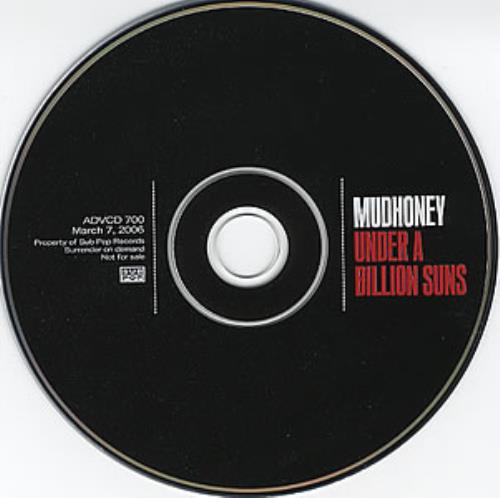 cds do mudhoney