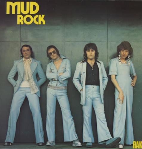Mud Mud Rock vinyl LP album (LP record) UK MD.LPMU361377