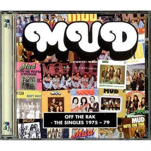 Mud Off The Rak - The Singles 1975 - 79 CD album (CDLP) UK MD.CDOF510673