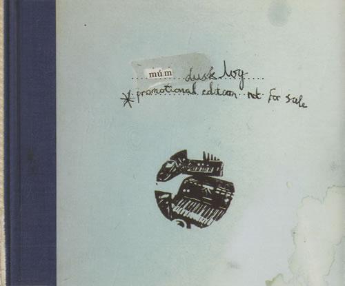 """Mum Dusk Log CD single (CD5 / 5"""") UK MU1C5DU459555"""