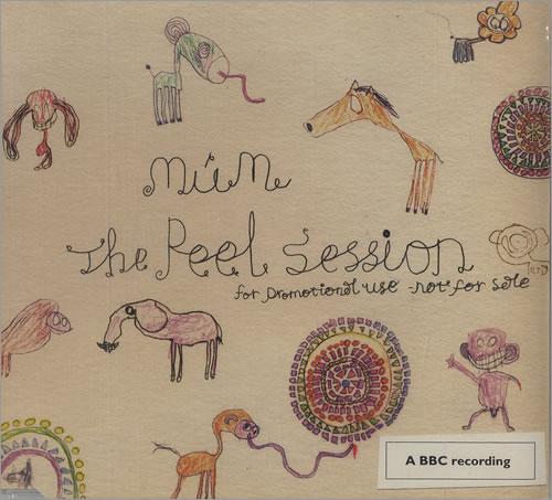 "Mum The Peel Session CD single (CD5 / 5"") UK MU1C5TH468667"