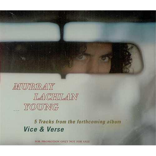 "Murray Lachlan Young Vice & Verse - 5 Track Sampler CD single (CD5 / 5"") UK MYOC5VI93500"