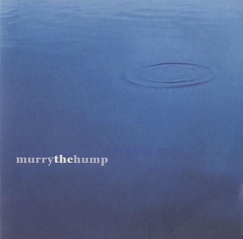 "Murray The Hump Cracking Up - Blue Vinyl 7"" vinyl single (7 inch record) UK N4R07CR623413"