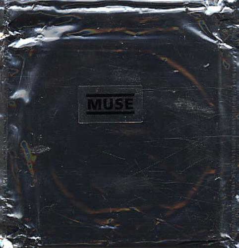 Muse Absolution - Static Shield Bag CD album (CDLP) UK USECDAB258618