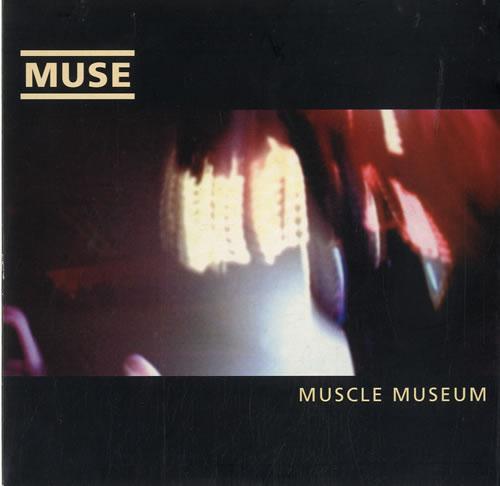 "Muse Muscle Museum - EX 7"" vinyl single (7 inch record) UK USE07MU599850"