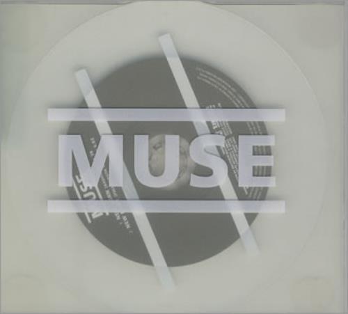 "Muse New Born CD single (CD5 / 5"") UK USEC5NE185834"