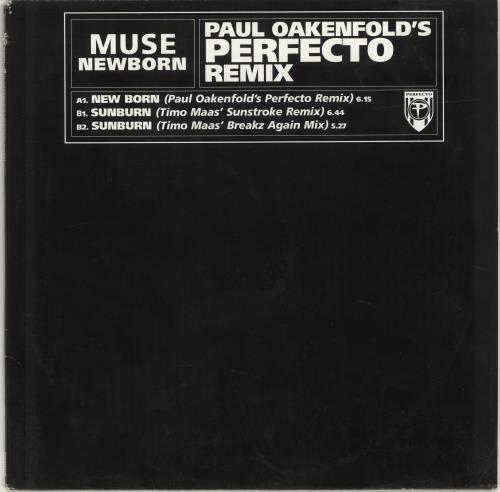 "Muse Newborn 12"" vinyl single (12 inch record / Maxi-single) UK USE12NE187067"