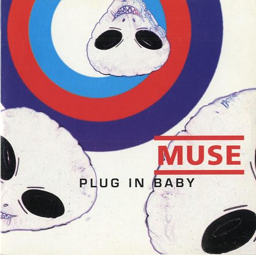 "Muse Plug In Baby CD single (CD5 / 5"") Australian USEC5PL552318"