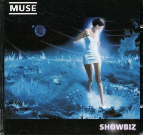 Muse Showbiz CD album (CDLP) UK USECDSH160042
