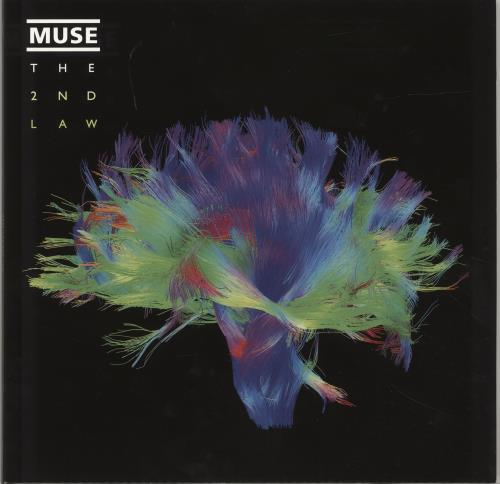 Muse The 2nd Law 2-LP vinyl record set (Double Album) UK USE2LTH701300