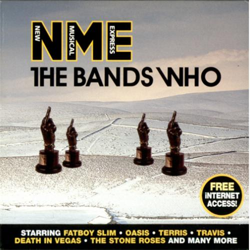 Muse The Bands Who - NME CD CD album (CDLP) UK USECDTH281288