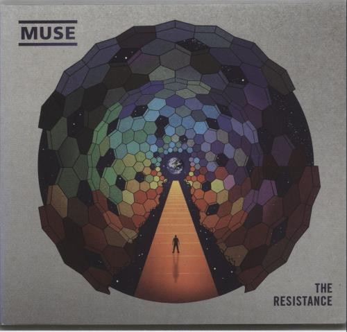 Muse The Resistance CD album (CDLP) Malaysia USECDTH683114