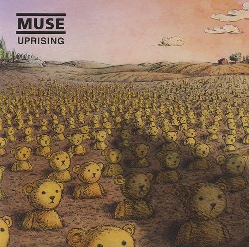 "Muse Uprising 7"" vinyl single (7 inch record) UK USE07UP480378"