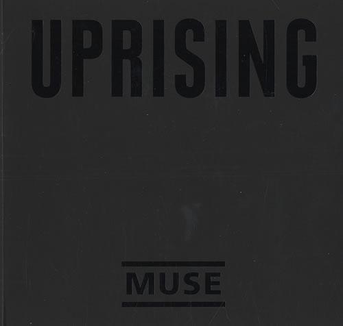 """Muse Uprising CD single (CD5 / 5"""") UK USEC5UP488281"""