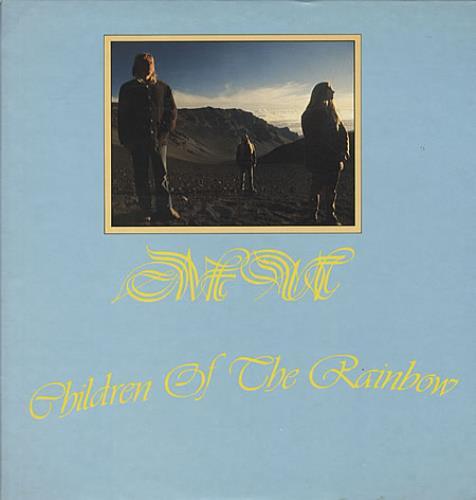 Mu Children Of The Rainbow vinyl LP album (LP record) US U-MLPCH341931