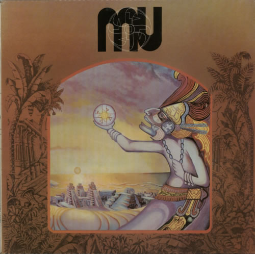 Mu Lemurian Music + Inner vinyl LP album (LP record) UK U-MLPLE609558