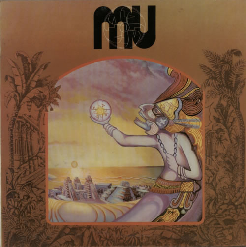 Mu Lemurian Music - EX vinyl LP album (LP record) UK U-MLPLE609559